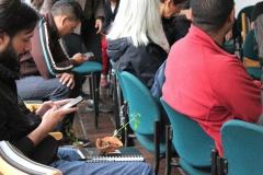 Permacultura Workshop, Bogotá, 2019