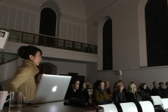 Wild bee lecture by Anja Eder