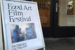 Food Art Film Festival 2019 Jan Van Eyck academie