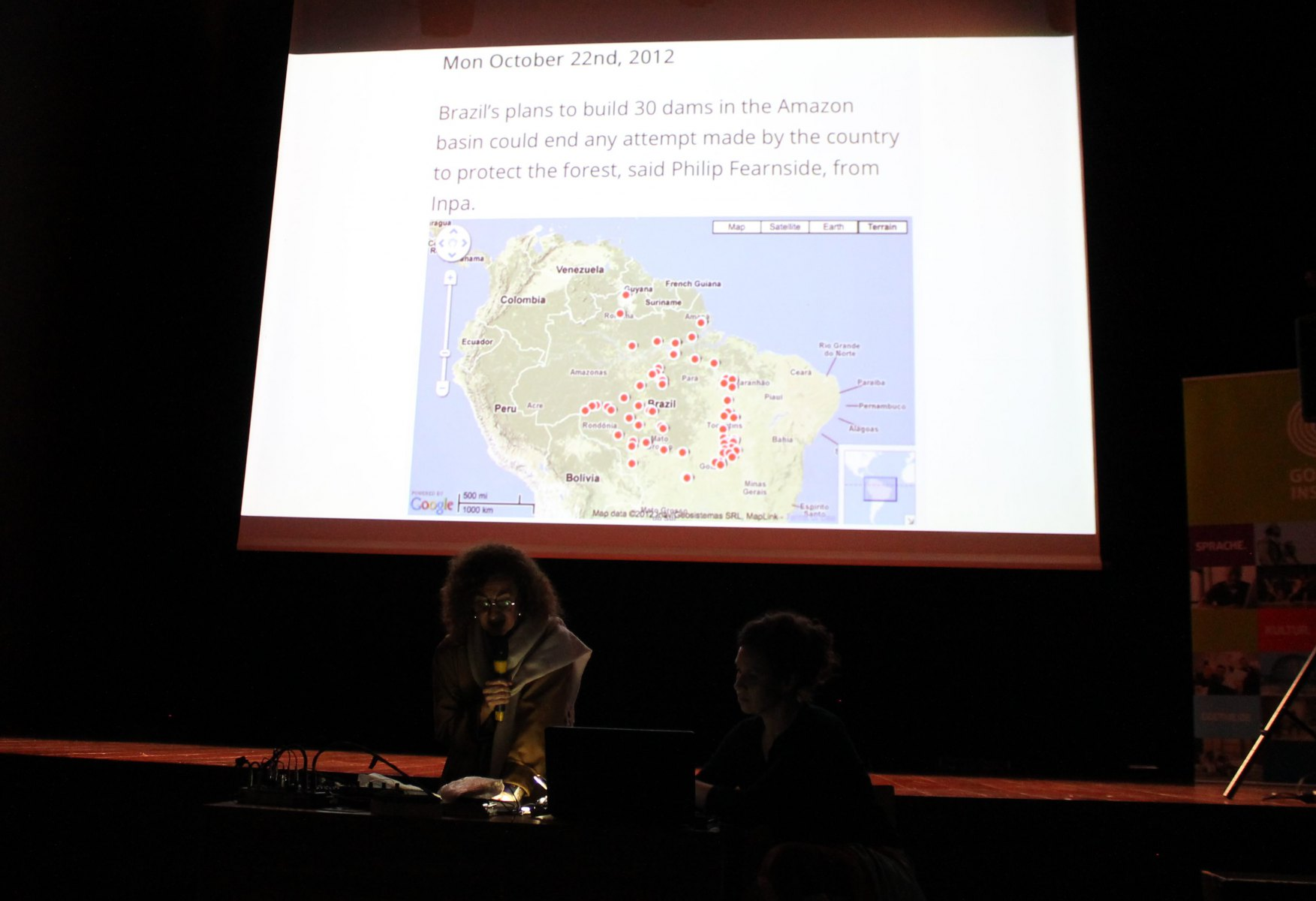 Renata Padovan, Goethe Institut Sao Paulo, 2019