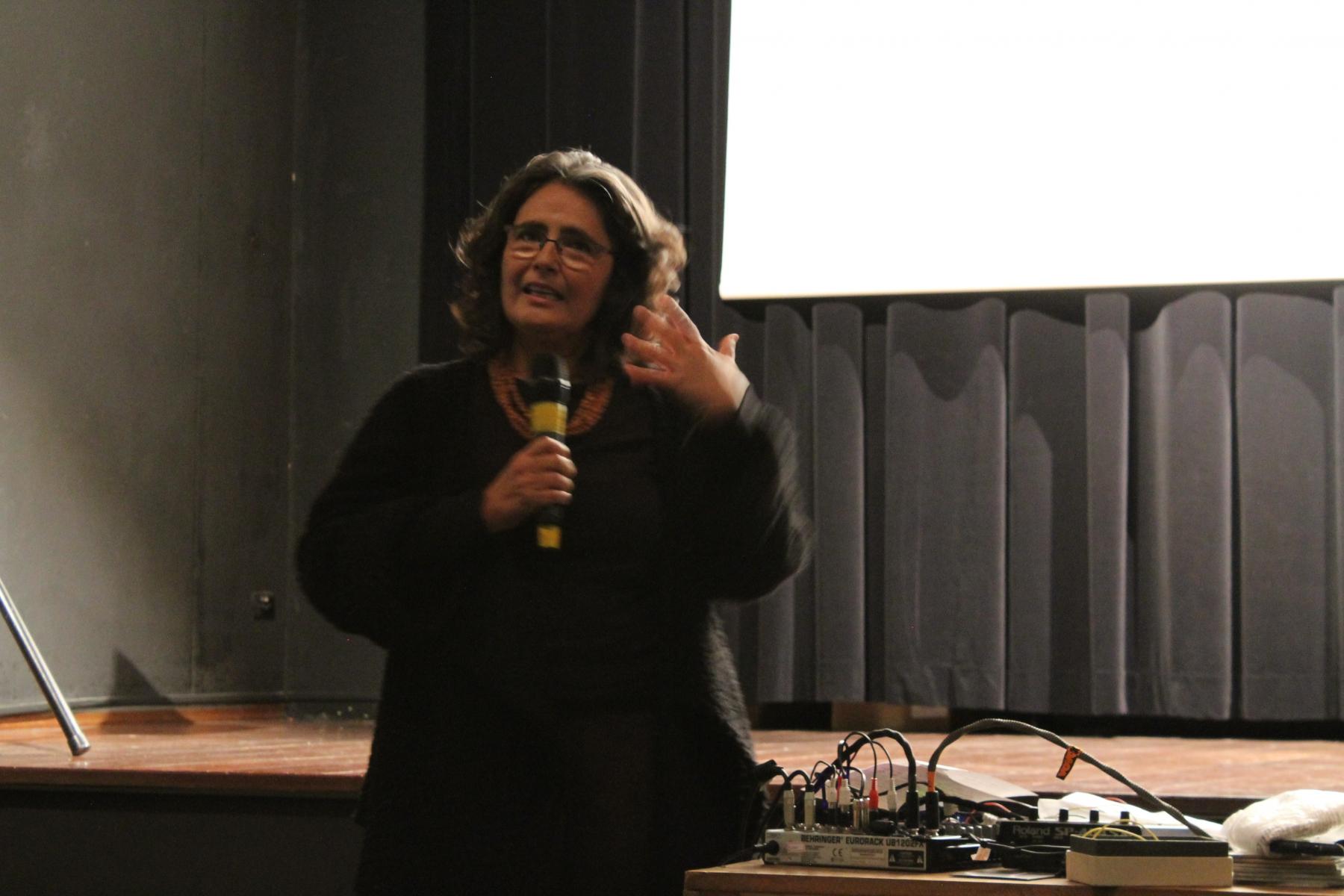 Rita Mendoça, Goethe Institut Sao Paulo, 2019
